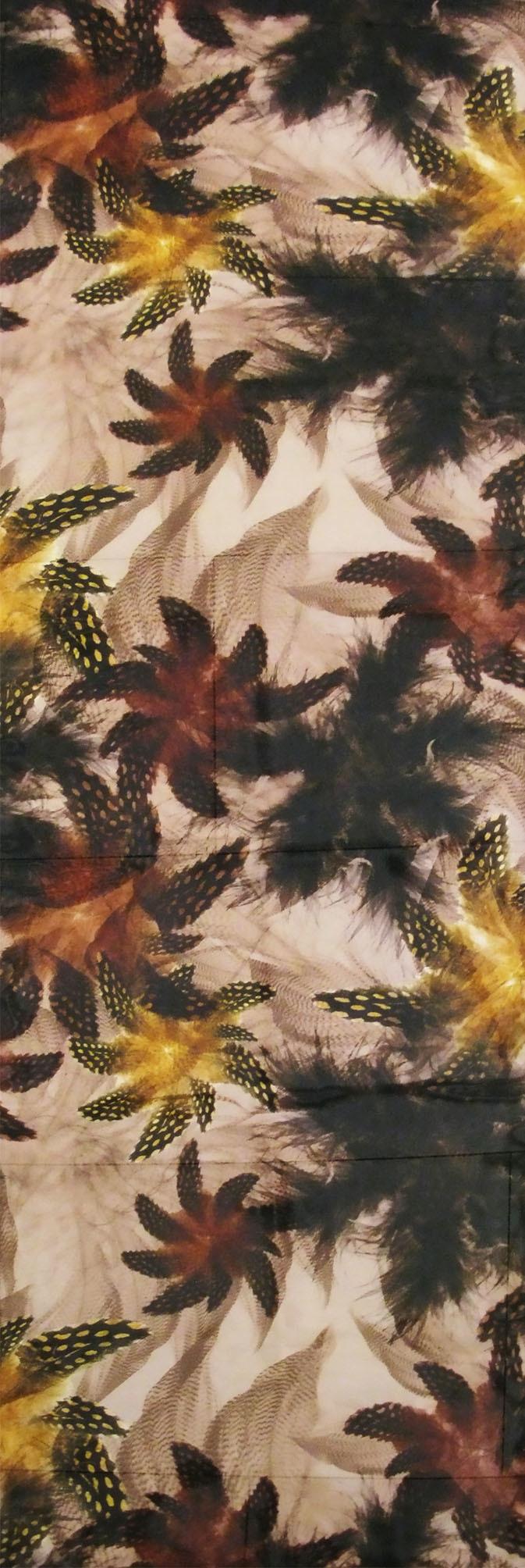 Шарф Ш001-549 - Аксессуар в виде шарфа обязательный элемент элегантного образа.Шарф с цветочным принтом коричневого цвета дополнит ваш наряд и сделает лук элегантным и модным. С помощью шарфа вы можете разнообразить ваш гардероб, подчеркнув вашу женственность и элегантность.