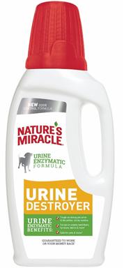 От пятен и запахов Уничтожитель пятен, запахов и осадка от мочи собак,8in1 NM Urine Destroyer, 945 мл 5969996.png