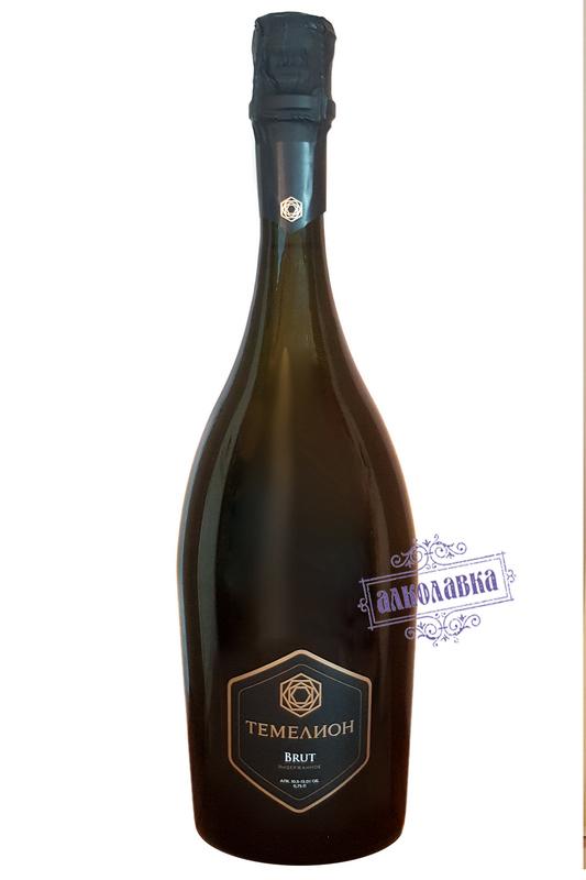 лефкадия Шампанское  Темелион