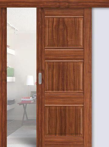 Дверь раздвижная Profil Doors №3Х, цвет орех амари, глухая