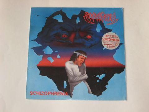 Sepultura / Schizophrenia (LP)