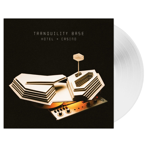Arctic Monkeys / Tranquility Base Hotel & Casino (Clear Vinyl)(LP)