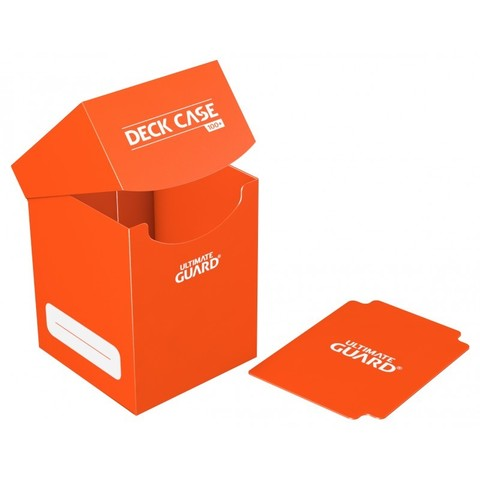 Ultimate Guard - Оранжевая коробочка на 100 карт