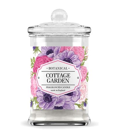 Свеча ароматическая в стекле Загородный сад, Bago home