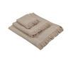 Полотенце 100х150 Luxberry Simple шоколад