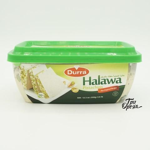 Халва фисташковая, Halawa Pistachios Durra, 350 гр