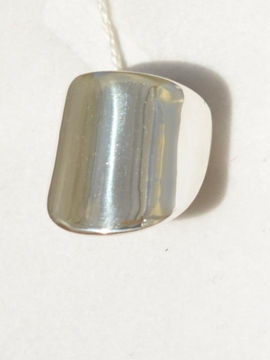 Широкое (кольцо из серебра)