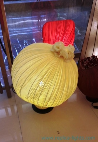 Table lamp Palm Beach by Aqua Creations