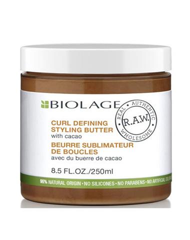 Стайлинг-крем с маслом какао для контроля над завитком,Matrix Biolage RAW ,250 мл.