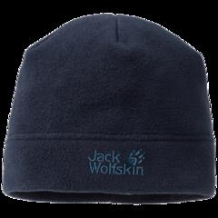 Шапка флисовая Jack Wolfskin Vertigo Cap night blue