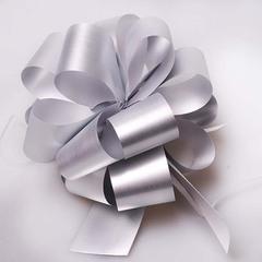 Бант 18 мм 6811/30 серебро