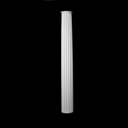 Ствол (полуколонна) Европласт из полиуретана 4.46.201, интернет магазин Волео