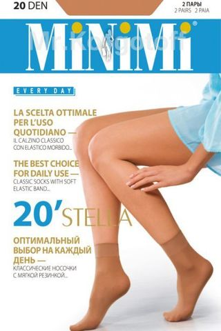 Носки Minimi Stella 20 (2 пары)