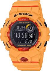 Наручные часы Casio G-SHOCK GBD-800-4ER с шагомером