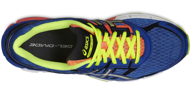 Мужские кроссовки для бега Asics Gel-Divide (T445N 4293) синие фото