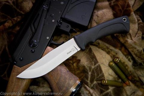 Туристический нож Фазан Полированный Эластрон