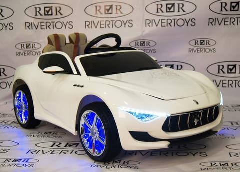 Электромобиль River Toys Maserati A005AA (ЛИЦЕНЗИОННАЯ МОДЕЛЬ)