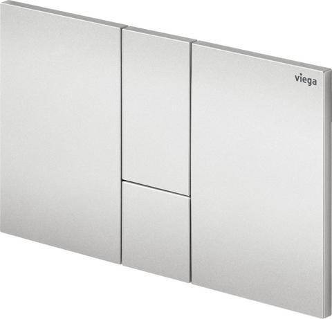 Кнопка смыва матовый хром Viega Visign for Style 24
