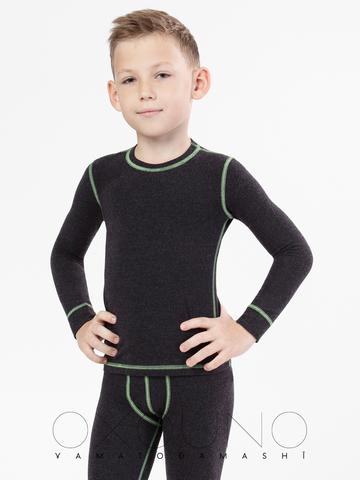 Детская термофутболка для мальчиков Oxo 0539 Anka Oxouno