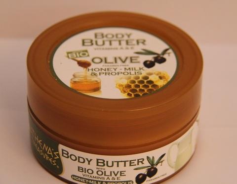 натуральная косметика купить в Москве body butter молоко и мед