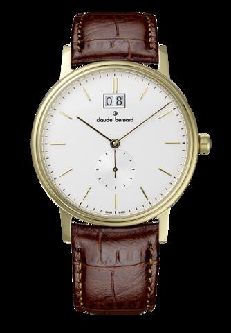 Купить мужские наручные часы Claude Bernard 64010 37J AID по доступной цене