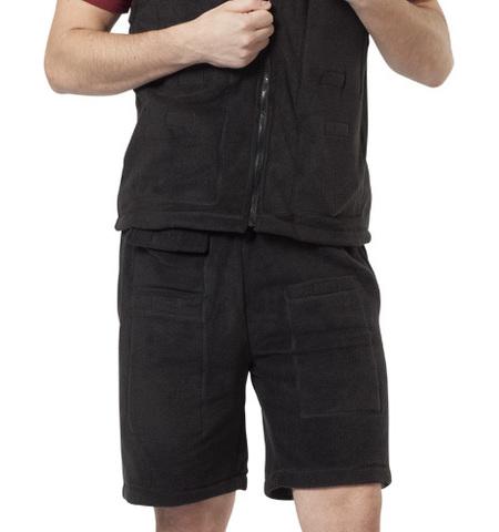 Флисовые шорты с подогревом RedLaika RL-04