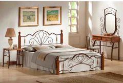 Кровать FD 871 (MK-1912-RO) Rose Oak