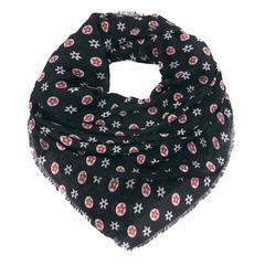 FC815-1 платок женский, черный