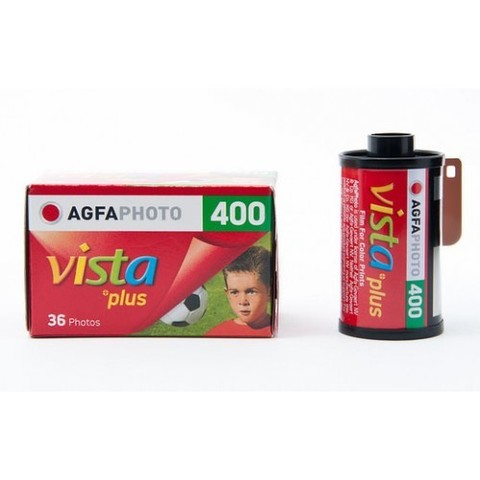 AGFA VISTA+ 400/36