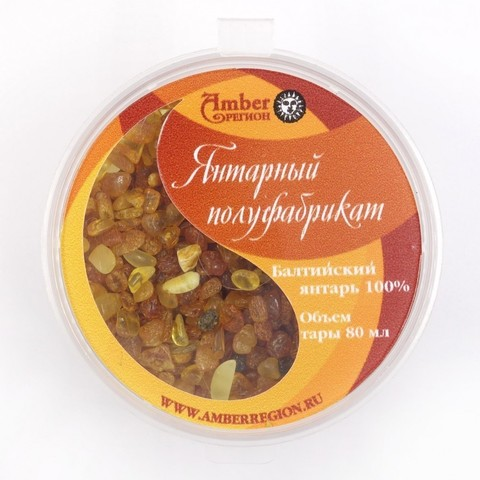 Янтарная крошка 80 мл - 50 рублей 1 баночка. В разделе ОПТ продается только упаковкой по 10 баночек, ЦЕНА УПАКОВКИ 500 рублей.