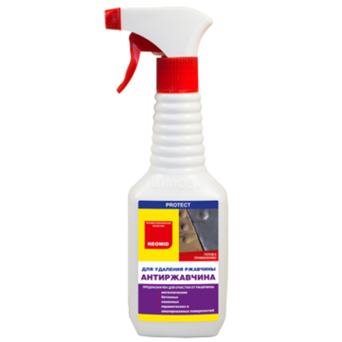 Neomid 570 состав для удаления ржавчины
