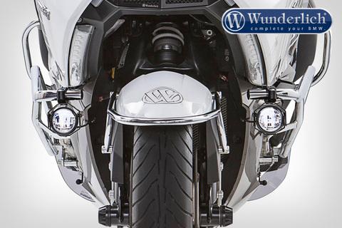 Комплект доп.света ATON BMW на дуги K 1600 GT/GTL - черный