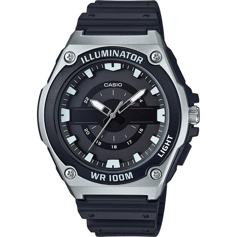 bcaaead3 Оригинальные японские часы Casio Collection MWC-100H-1A по выгодной ...