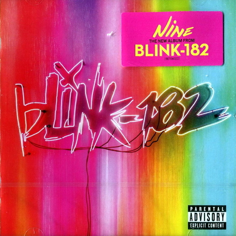 Blink-182 / Nine (CD)