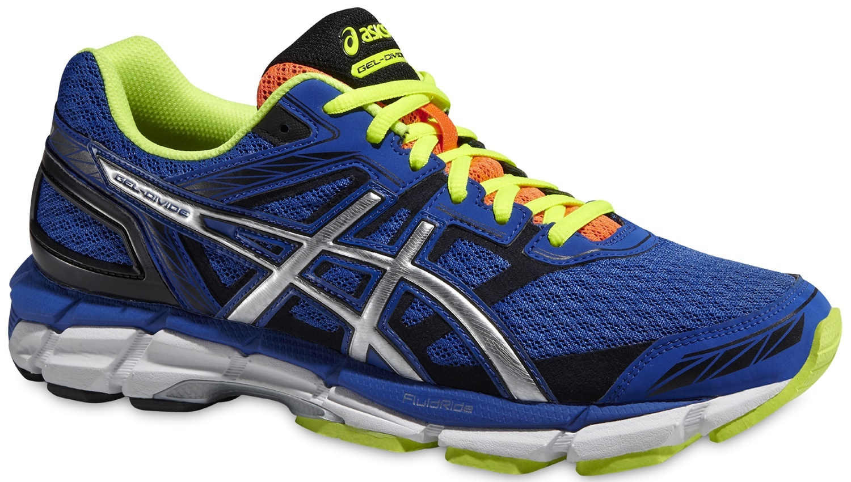 Мужские беговые кроссовки Asics Gel-Divide (T445N 4293) синие фото