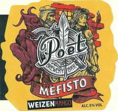 Пиво Mefisto Poet Brewery&Bar