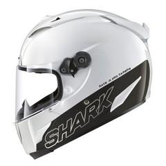 Интегральный шлем - Shark Speed R - White
