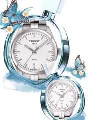 Парные часы TISSOT PR 100: T101.410.11.031.00 и T101.210.11.036.00