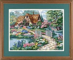 DIMENSIONS Умиротворенный коттедж (Cottage Retreat)