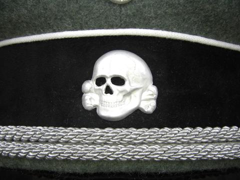 Фуражка офицера Ваффен-СС (копия)