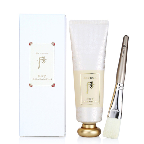 The History of Whoo UI: Gold Peel off Mask, 80 мл