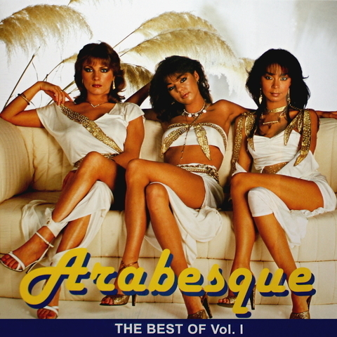 Arabesque / The Best Of Vol. I (LP)