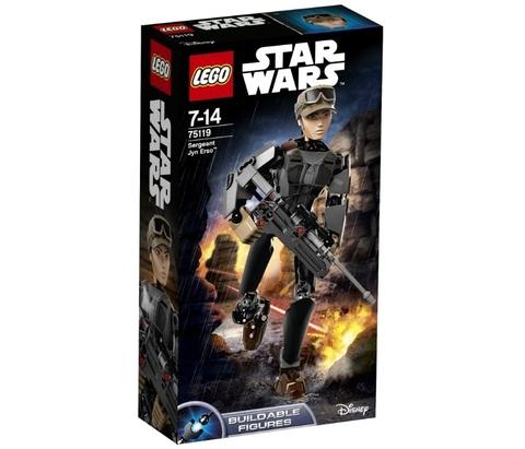 LEGO Star Wars: Сержант Джин Эрсо 75119