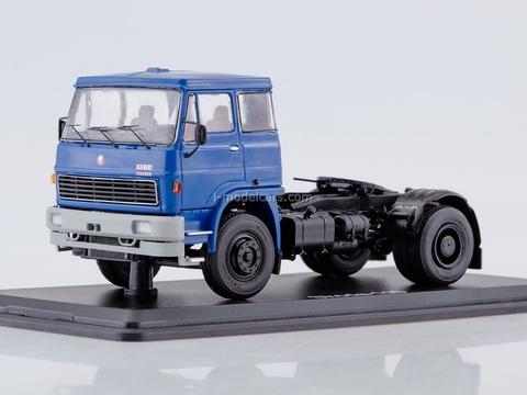 LIAZ 110.471 road tractor blue 1:43 Start Scale Models (SSM)