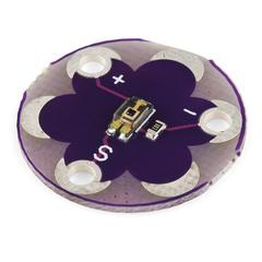 LilyPad-сенсор освещённости