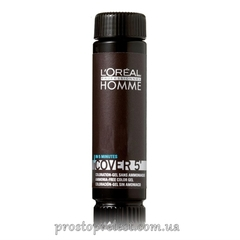 L'Oreal Professionnel Homme Cover 5 - Окрашивающий гель для волос 7 (блондин)
