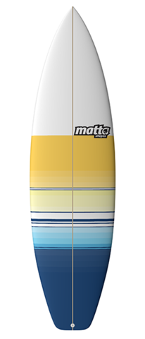 Серфборд Matta Shapes - The Driver 6'0''+