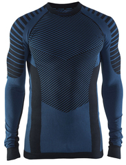 Термобелье Рубашка Craft Active Intensity Blue мужская