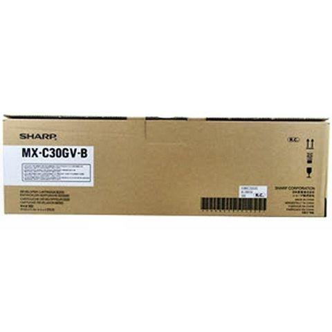 Девелопер черный Sharp MXC300WR (75000 стр) MXC30GVB