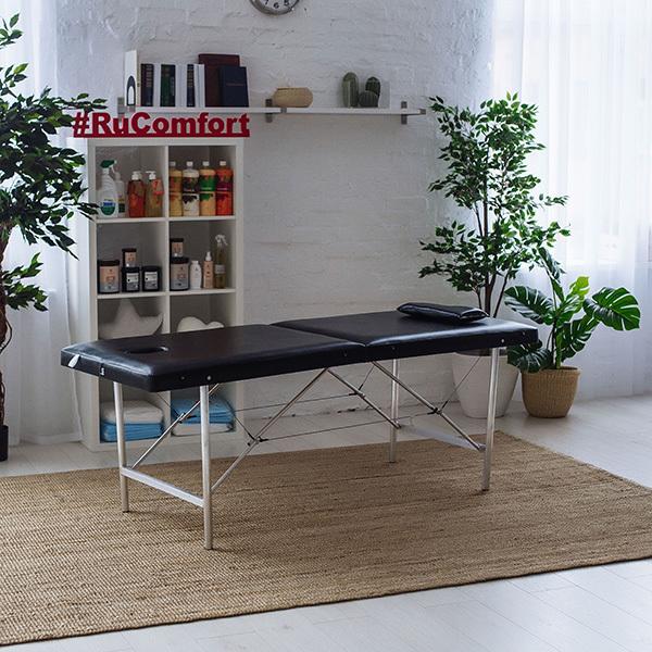 Массажный стол Comfort 190/75 (190х70, высота 75 см) фото